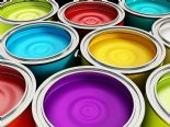 5L Dacrylate Container Paint  RAL Colours in a satin finish